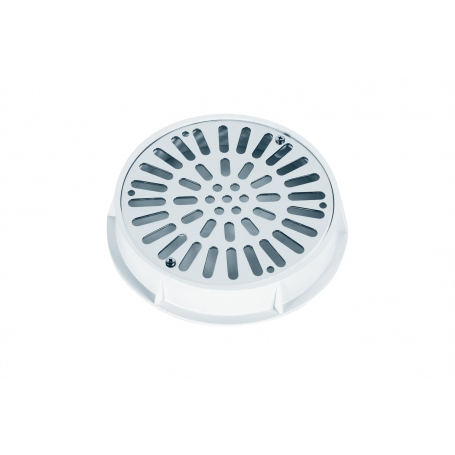 Astralpool Drain grille in S.S. of Ø 200 mm