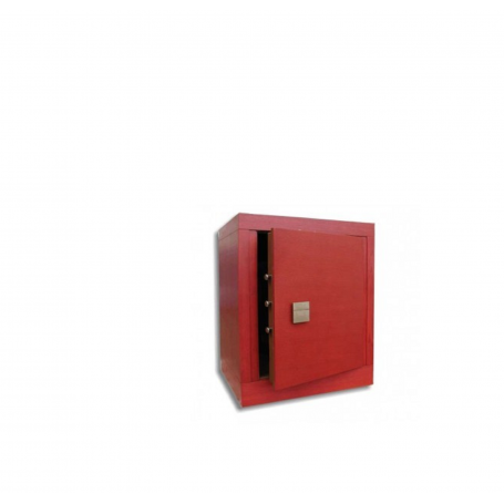 STARK Armored cabinet with double-bit key lock 308MCRED