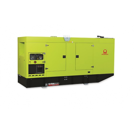 Pramac GSW705 DO diesel stationary Generator
