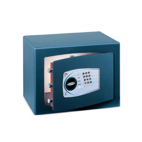 Technomax Free Standing Safe GOLD Moby Trony GMT/7P with emergency key