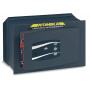 Stark KONIKA 1246P wall safe with double 3-dial key