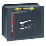 Stark KONIKA 260PTK wall safe with double key and combination discs