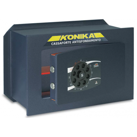 STARK KONIKA Wall safe with disc combination 284NTK