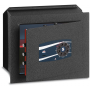 STARK TOP Wall safe with double key and disc combination 466NP