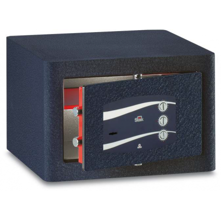 STARK KONIKA Safe with double key and combination of 3 dials 3244TK
