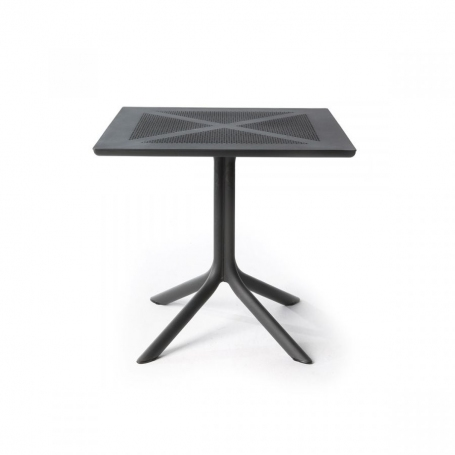 NARDI table Clipx 80 with central leg