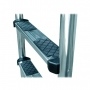 Astralpool Nonsymetrical Standard 4-step pool ladder