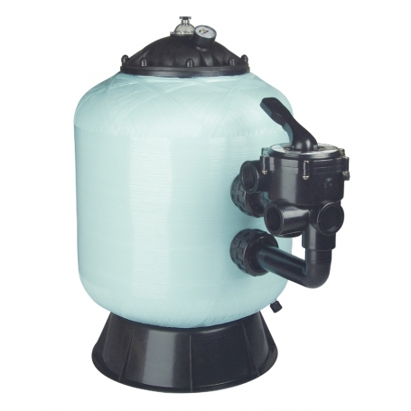 "Astralpool Filter Ø 600 outlets 1 ½"" Ø 400 mm injected lid"