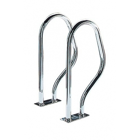 Astralpool Pool lift handles with rectangular flange