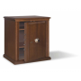 STARK Armored cabinet with key lock and combination with coaxial disks 368MC