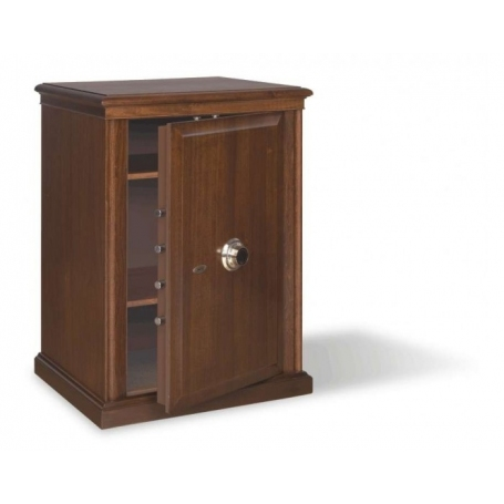 STARK Armored cabinet with key lock and combination with coaxial disks 369MC