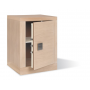 STARK Armored cabinet with double-bit key lock 3207MCRS