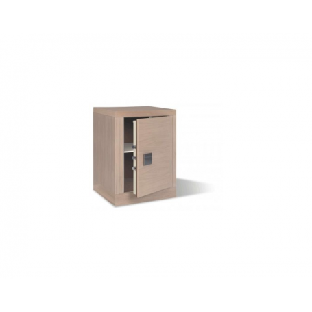 STARK Armored cabinet with double-bit key lock 308MCRS