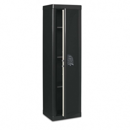STARK 7050L Armored furniture wardrobe with motorized digital electronic closing 1