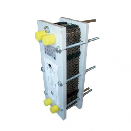 Zodiac Uranus UAN/UAP 70 bare pool heat exchanger