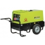 Pramac P12000 three-phase diesel generator