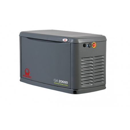 Pramac GA20000 Three-phase gas generator