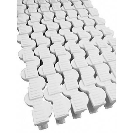 Astralpool transversal grating for curves Height 22 mm, width 295 mm