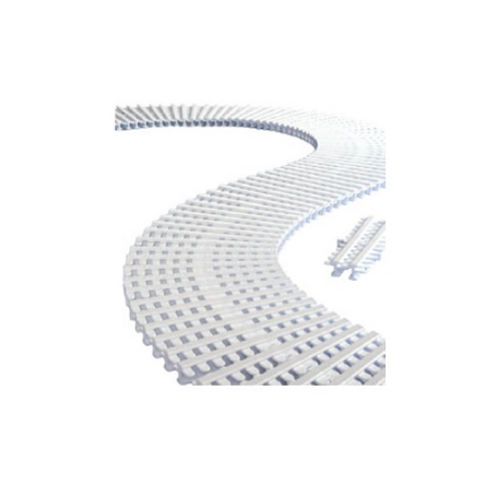 Astralpool modular grating for curves Height 22 mm, width 195 mm