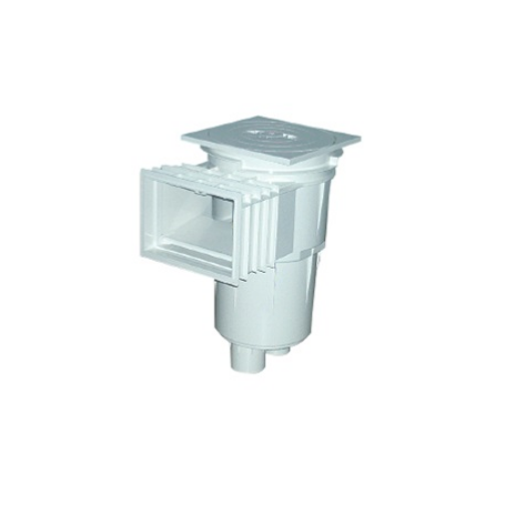 Astralpool Skimmer 17.5 Lt with standard mouth opening with square lid for concrete pool