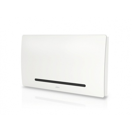 Galletti Art U 50 fan coil unit with white cabinet