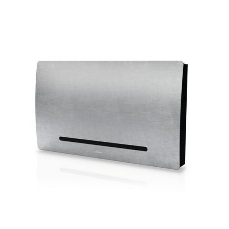 Galletti Art-U 30 btu fan coil unit with grey cabinet