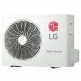 LG Deluxe mono split 12000 Air Conditioner - Ext. Drive
