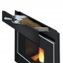 Eva Calòr Saturno built-in heating stove and pellet boiler 2