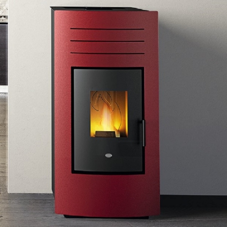 Eva Calòr Hydro 20 thermo-stove and pellet boiler