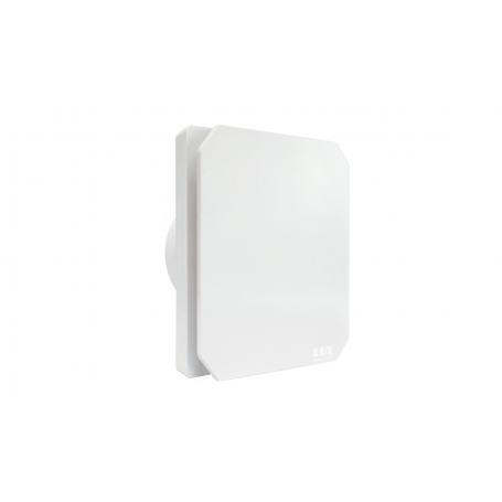 LUX Levante 120C wall exhaust fan with adjustable humidity sensor and automatic opening and closing 1