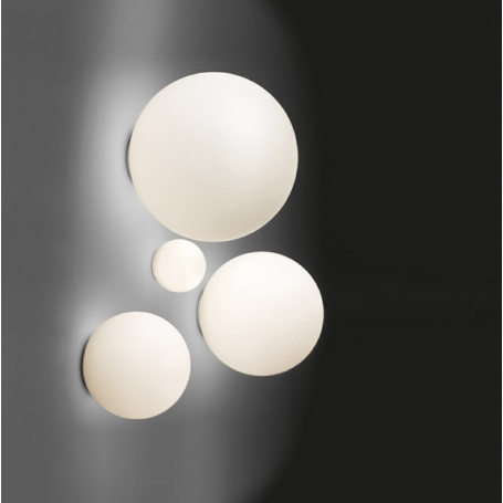 Artemide Design collection wall/ceiling lamp Dioscuri 25vv