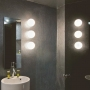 Artemide Design collection wall/ceiling lamp Dioscuri 25v