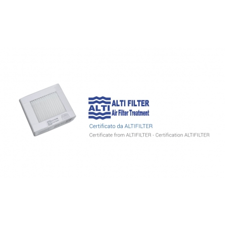 LUX EPA E11 FILTER FOR WALL-MOUNTED HAND-DRYERS SUMATRA SERIES