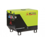 Pramac P2000i three-phase gasoline generator